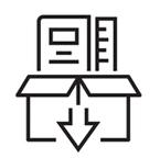 Downloadable Materials Icon
