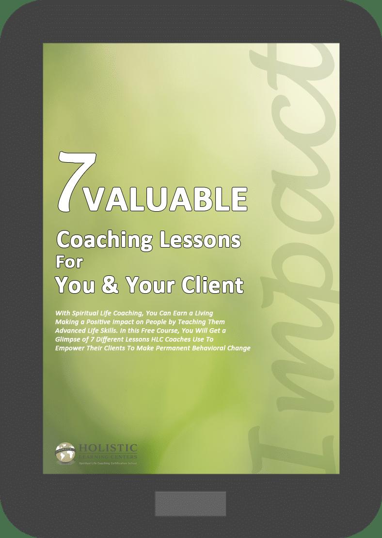 Free Coachs eBook Course Cover