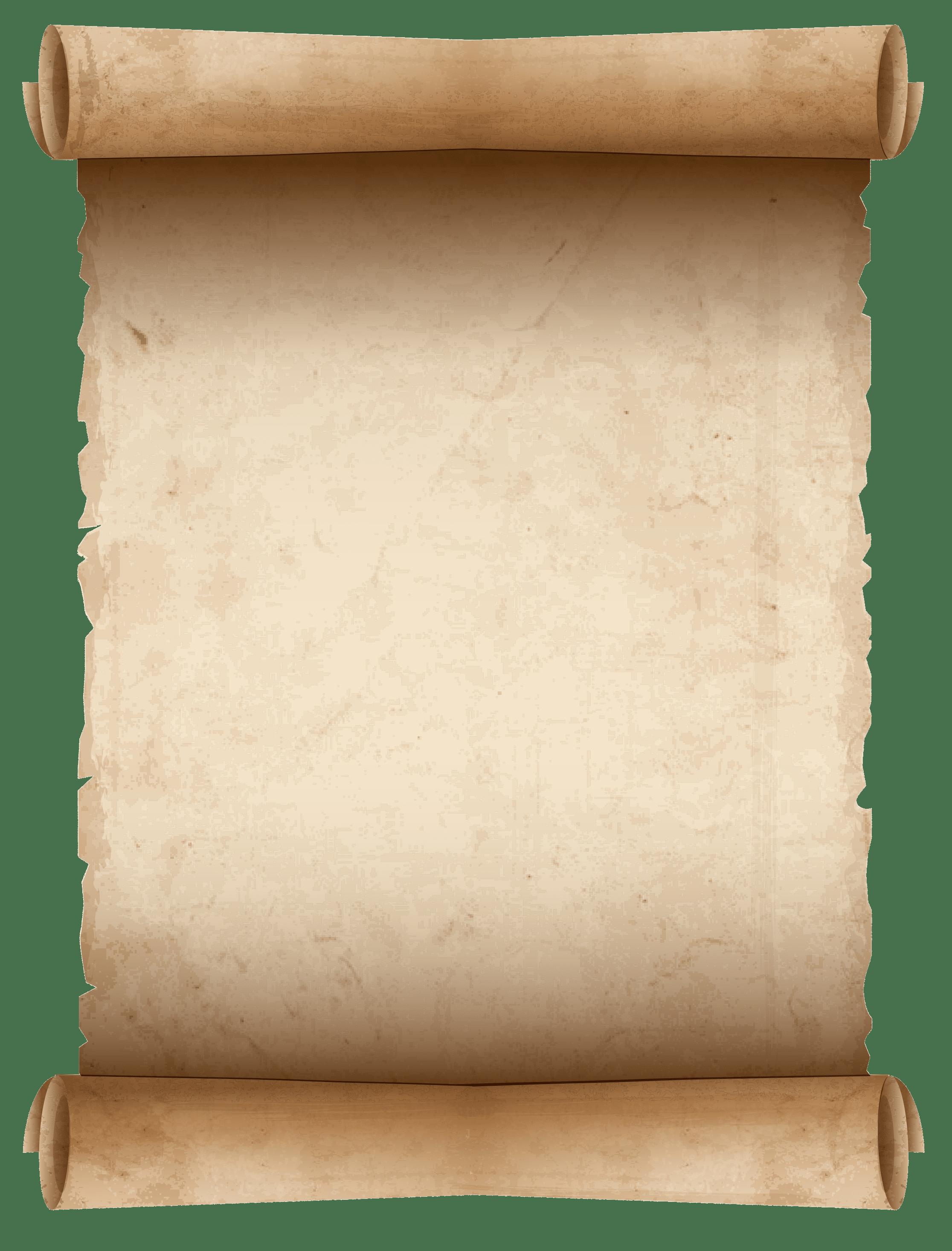 Scroll Transparent